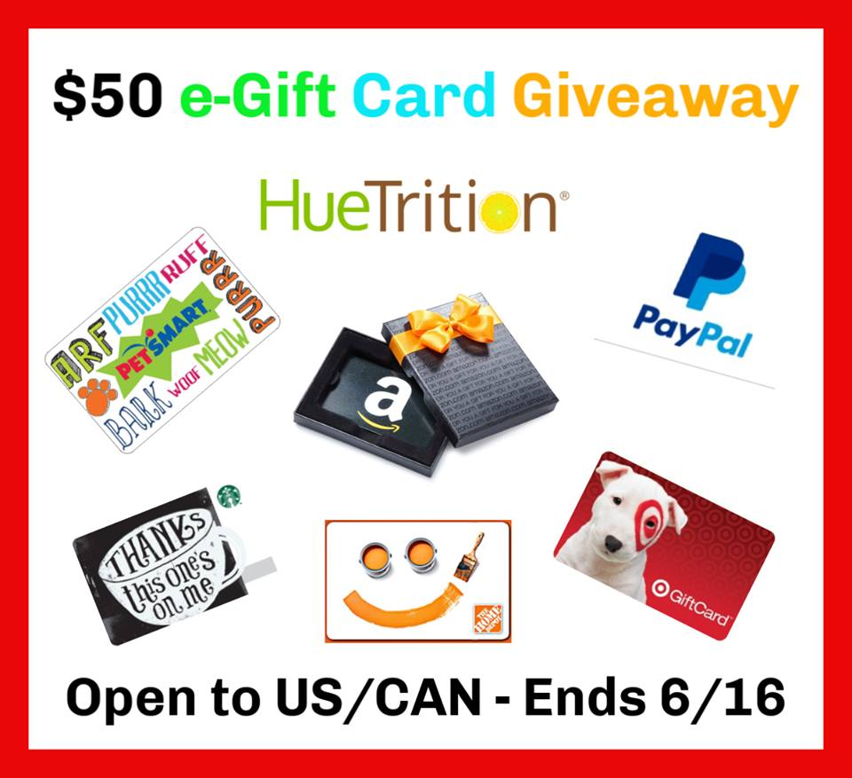 Looking for a fun way to treat yourself? Enter to win a $50 e-gift card here!